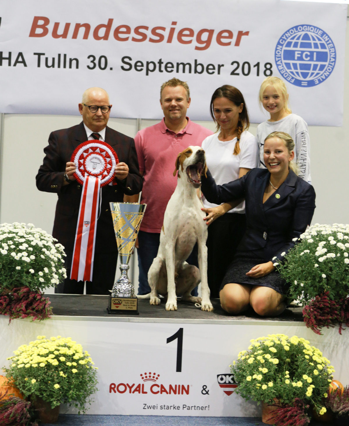 Bundessieger Tulln 2018